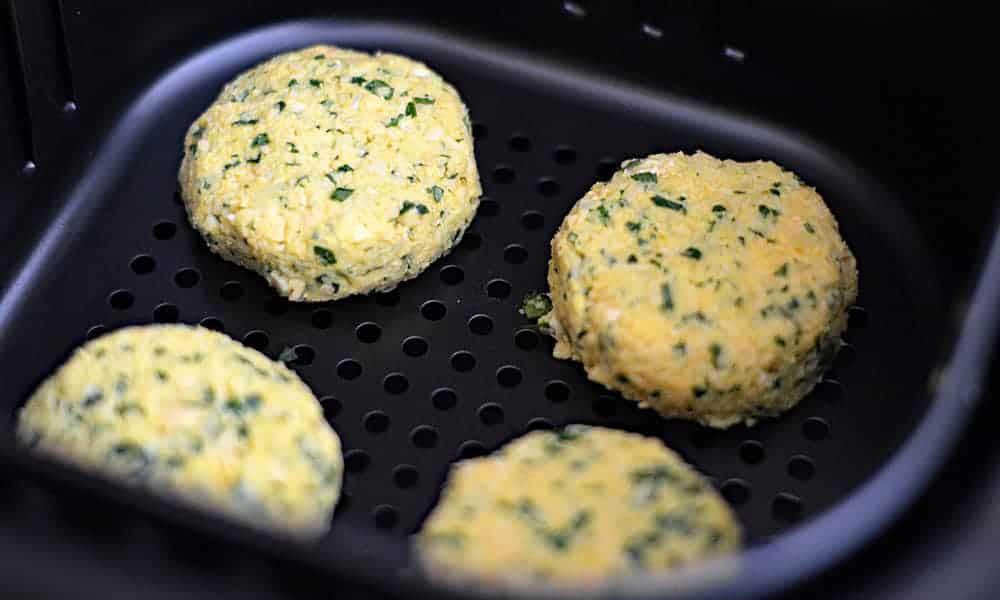 falafel rezept heißluftfritteuse